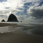 A Day at Cannon Beach